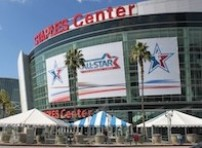 Staples Center Boasts Record Per Caps For All-Star Game