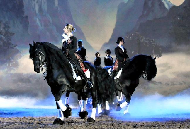 Black Stallion Ballet