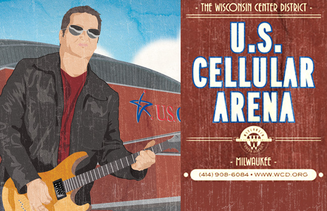 U.S. Cellular Arena, Milwaukee, WI