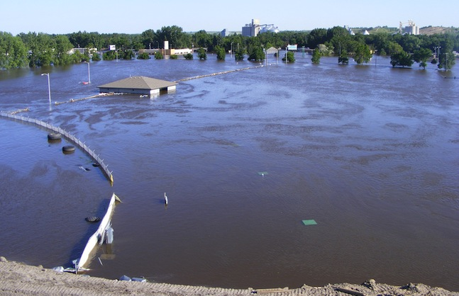 ND State Fair Ravaged By Flood Waters
