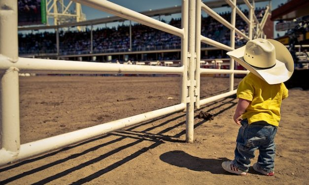 Growing up Rodeo