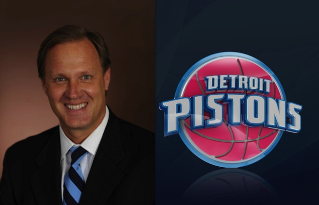 Detroit Pistons Hire Mannion As New President