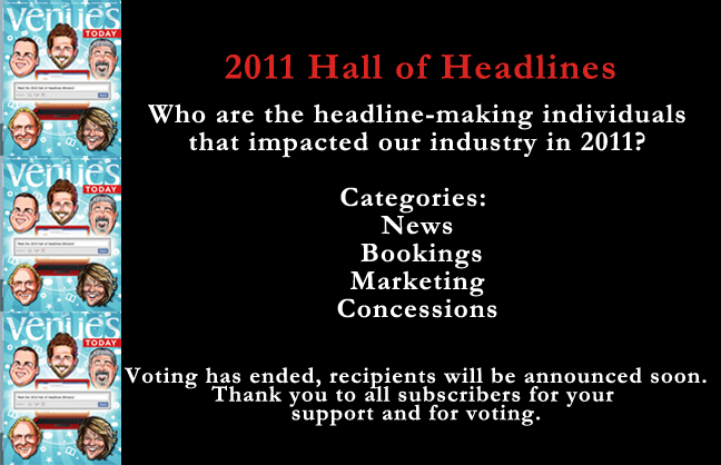 2011 Hall of Headlines
