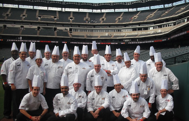 DNC Fields Top Food Team for World Series