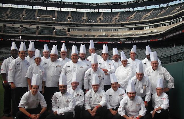 DNC Fields Top Food Team for World Series