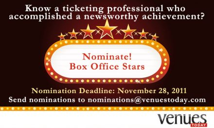 Nominate a Box Office Star!