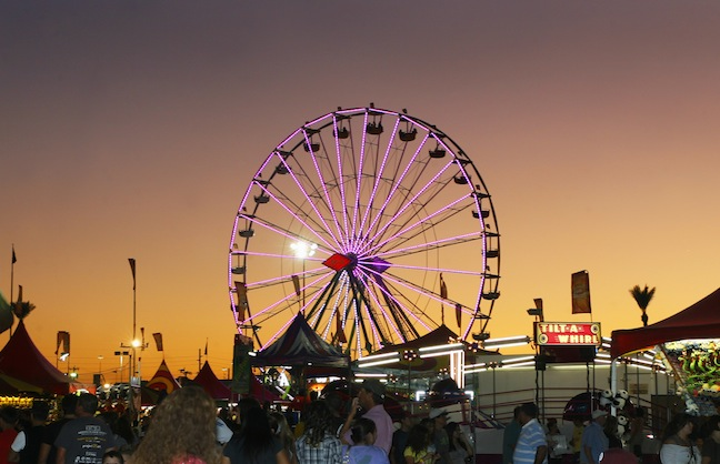 Arizona State Fair Attendance Blips Upward