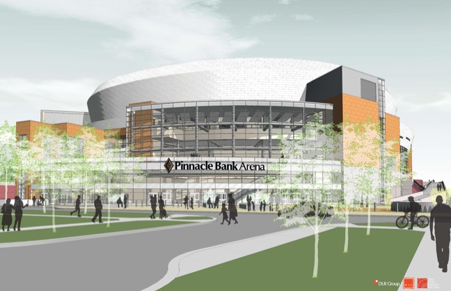 Naming Rights: Pinnacle Bank Arena