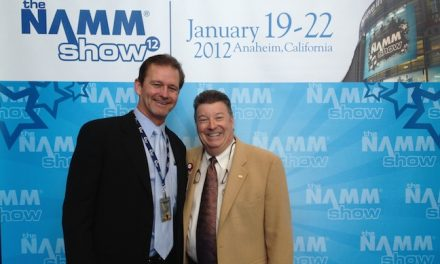 Staff Pro Launches New Access Control System for NAMM