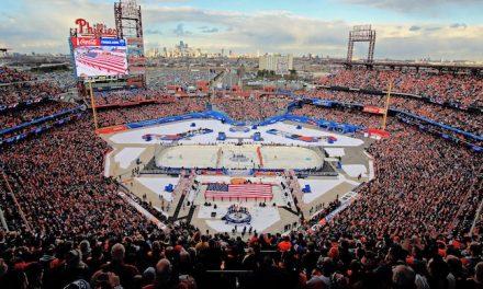 On The Menu: 2012 Bridgestone NHL Winter Classic