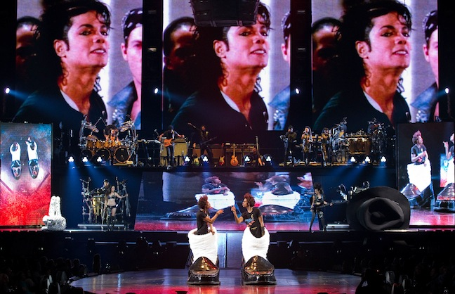 MJ Reigns as King of Cali