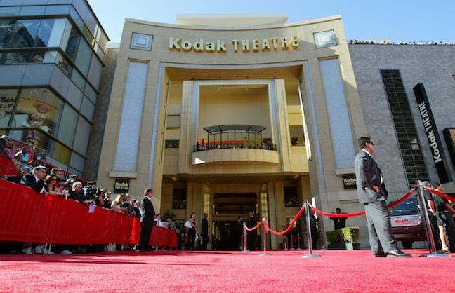 Owner of Kodak Theatre Opposes Name Change