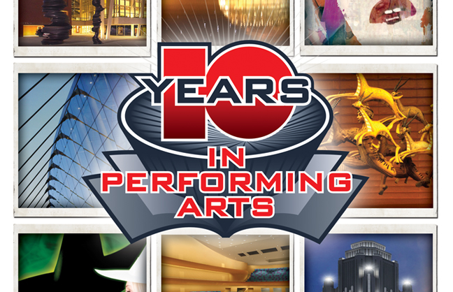 Performing Arts Have Rewritten the Play