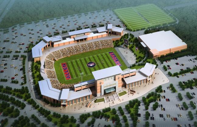 Texas' Next Football Gem