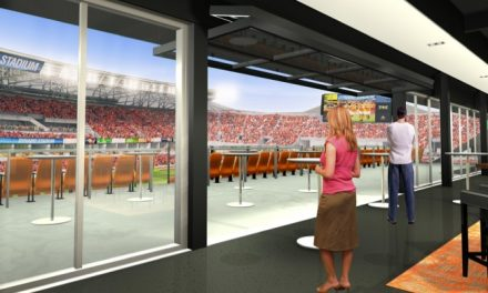 Levy Restaurants Takes On Futbol Food Service in Houston