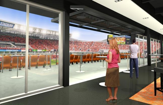 Levy Restaurants Takes On Futbol Food Service in Houston