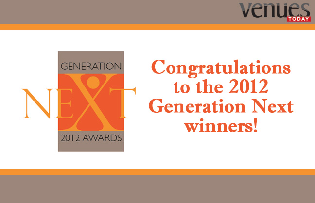 2012 Generation Next Winners Announced!