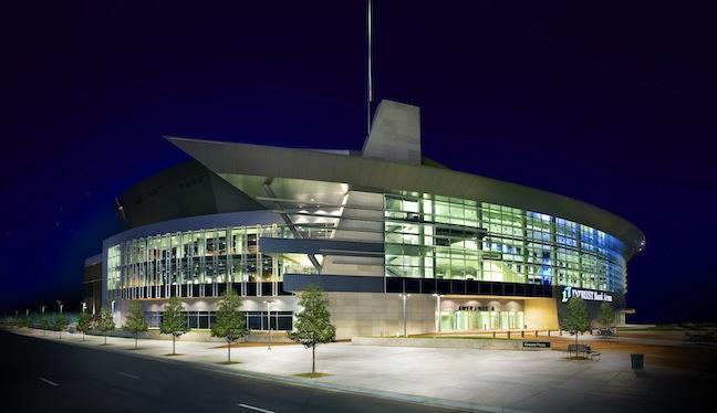 Intrust Bank Arena's Tornado Plan Put to the Test