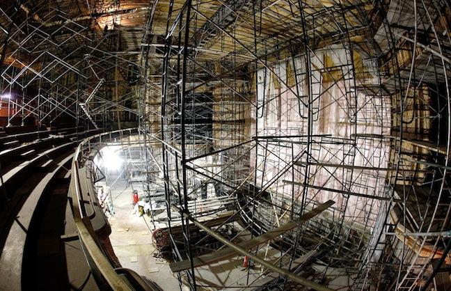 Iowa's Paramount Theatre is Reborn