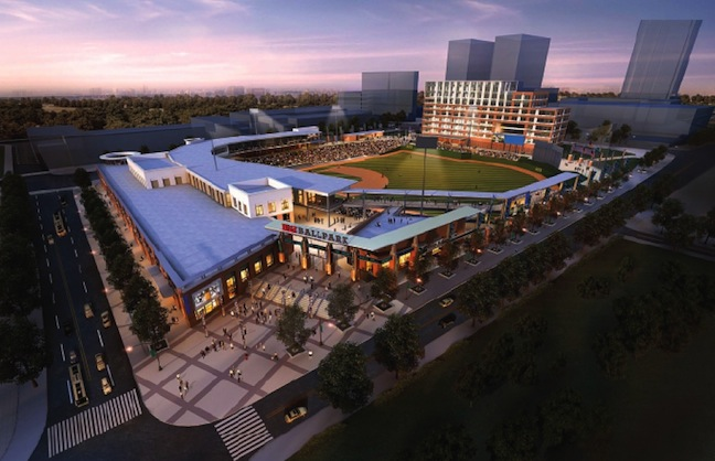 Baseball Returning to Charlotte in 2014