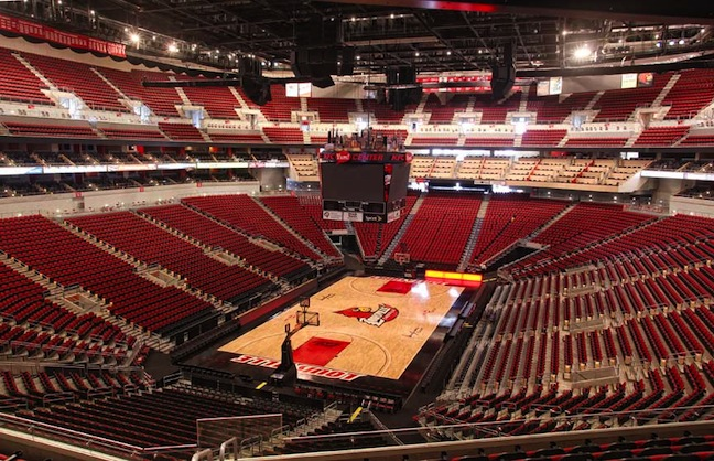 AEG Inks Management Deal for KFC Yum! Center
