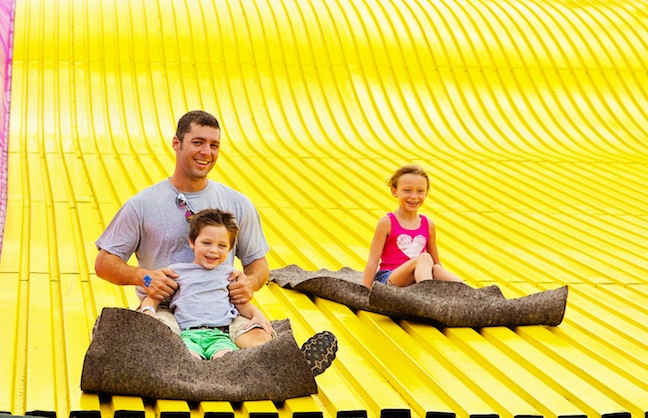 Ohio State Fair Improves As Weather Brightens