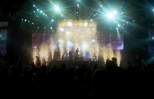 Guns N' Roses Set Down Roots