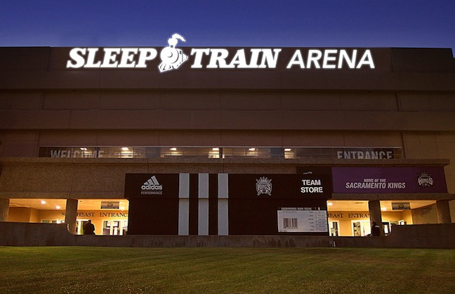 Naming Rights: Sleep Train Arena