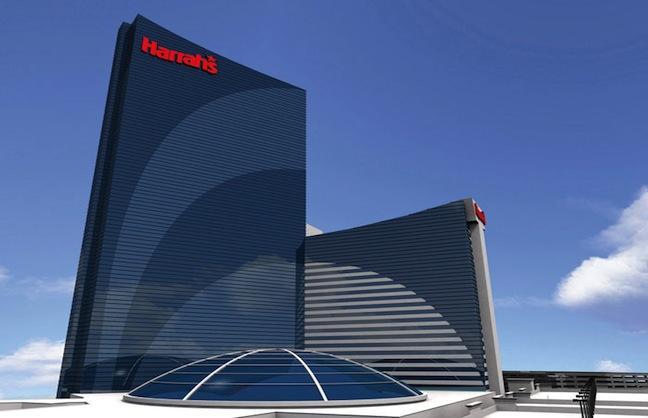 Harrah's Announces Plans for New Convention Center