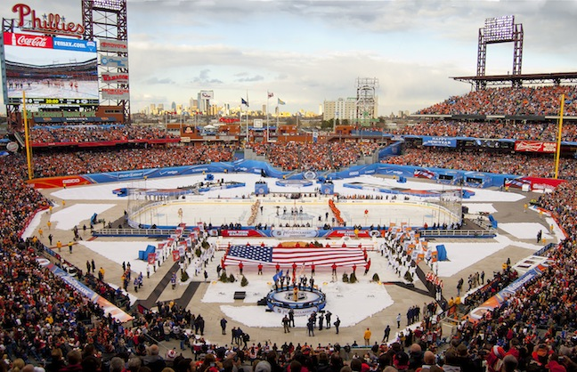 Winter Classic Latest Victim of Lockout