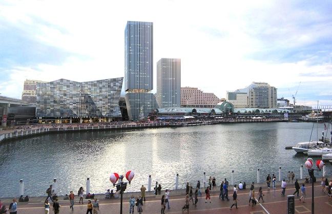 AEG Ogden Lands Big Sydney Contract