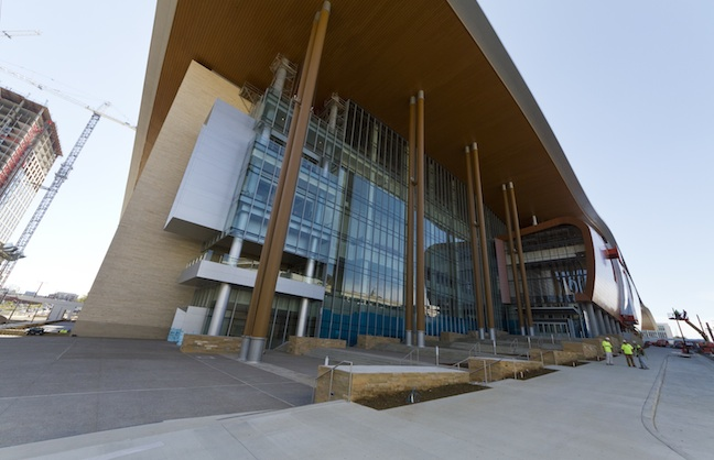 Stage is Set for New 2013 Venues