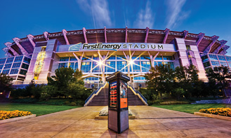 Naming Rights Report: FirstEnergy Corp
