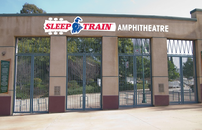 Naming Rights: Sleep Train Amphitheatre