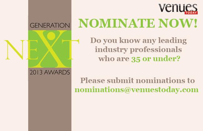 2013 Generation Next Nominations Call!