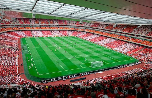 A Social Media 'Arsenal' — The English Football Club Discusses Using Social Media in the U.K.