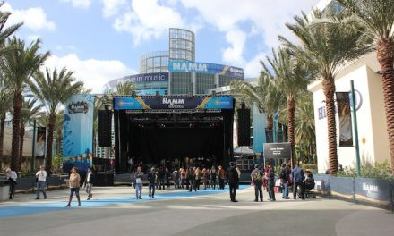 NAMM Tests New Grand Plaza at Anaheim Convention Center