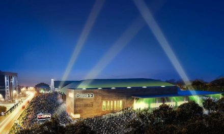 Converted Hall To Be Largest Arena in Belgium