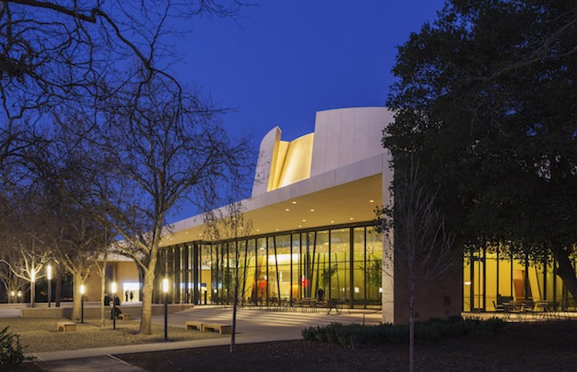 Bing Concert Hall Opens at Stanford University