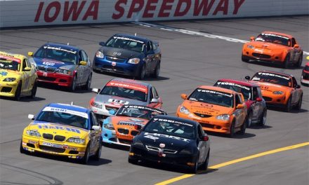 Ovations Renews Iowa Speedway Contract