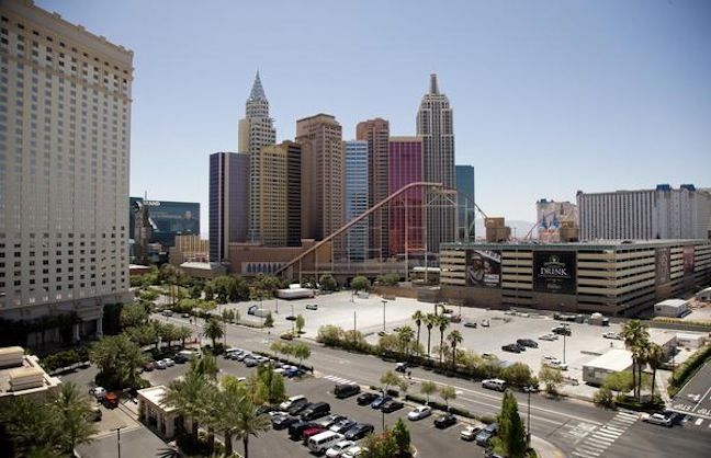AEG & MGM team up to restart arena plans for Las Vegas