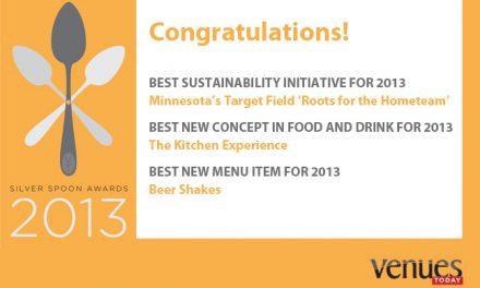 Congratulations 2013 Silver Spoon Award Winners!
