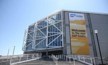 Naming Rights: SAP Center