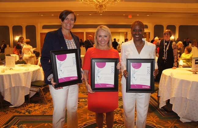 Venues Today Women of Influence Class of 2013 Honored at IAVM