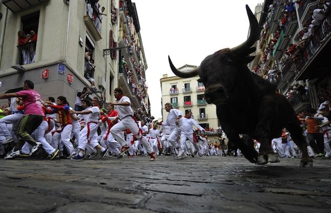 Bull Run Comes to U.S.