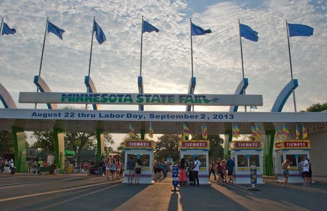 Heat Hurts Minnesota Fair