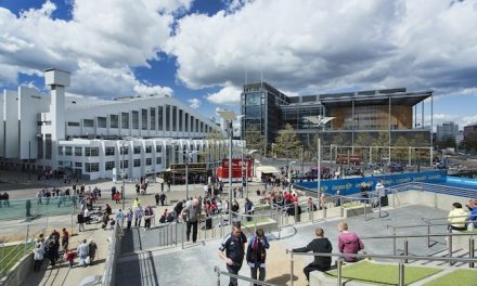 AEG Given the Go-Ahead on Wembley Arena