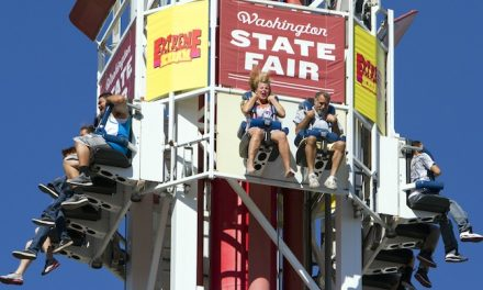 Rain Hurts Washington Fair Attendance
