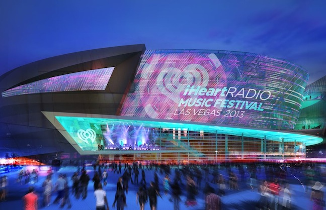 AEG Releases Renderings For Las Vegas Arena