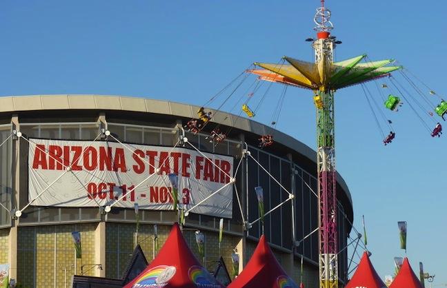 Arizona State Fair Up